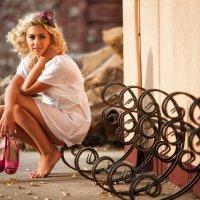 Фотосессии девушек :: Дарья Дойлидова