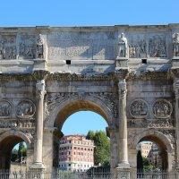 ворота в Рим :: ALEX KHAZAN
