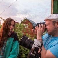 Съёмка съёмки :: Дмитрий Николаев