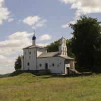 Никольский храм.16век. :: Владимир. Ермаков