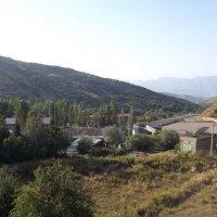 горы :: Эльвира Белялова