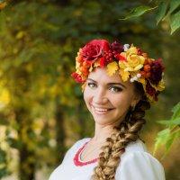 Русская красавица :: Marusya Горькова