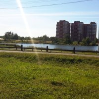 Озеро Стаханово :: эльвира д