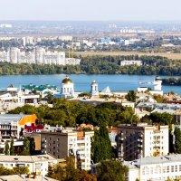 Вид на водохранилище.. :: Юрий Стародубцев