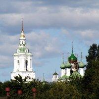 Ипальевский мужской монастырь. Кострома :: Татьяна Богачева