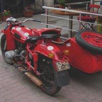 Мотоцикл (Санкт-Петербург) :: Павел Зюзин
