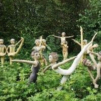 Парк скульптур Периккалы. Автор художник-самоучка Вейё Рёнккёнэн :: Елена Павлова (Смолова)