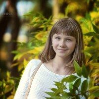 Осенняя фотосессия :: марина алексеева