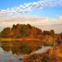Взялась за краски осень... :: Вячеслав Минаев