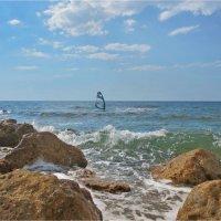 Ветер по морю гуляет... :: Эля Юрасова
