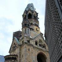 Мемориальная церковь кайзера Вильгельма :: Olga