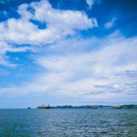 Тихий океан :: Елена Малых
