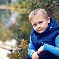 Мой сынуля! :: Надежда Подчупова