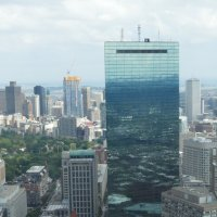 Башня Дж. Хэнкока (60 эт.). Район Бэй-бен в Бостоне. :: Юрий Поляков