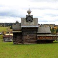 Церковь Преображения.1702год. :: petyxov петухов