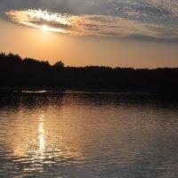 закат :: Августа