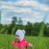 Когда трава выше тебя ) :: Мария Корнилова