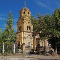 Греческая церковь Святого Илии в Евпатории :: Владимир Хиль