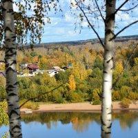 Осень в городе :: Борис Гуревич