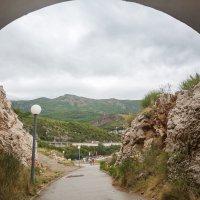 Черногория.Выход из тоннеля. :: Татьяна Калинкина