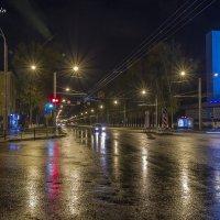ночной город :: Евгений Вяткин