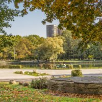 Городской парк :: Elena Ignatova