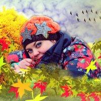Осенняя :: TATYANA PODYMA