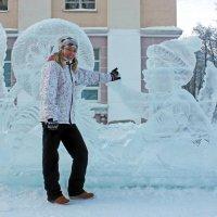 Ледяное рукопожатие :: Есения Подлипская