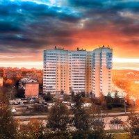 Город :: Lidiya Gaskarova