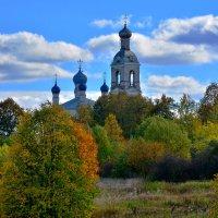 Осенний полдень :: Леонид Иванчук