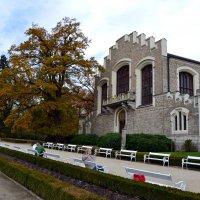 Дворцовые постройки :: Ольга