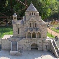 Армянская церковь, Ялта :: Вера Щукина