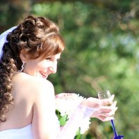 Невеста Дашенька :: Наташа Орлова