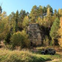 осень :: Владимир Акилбаев