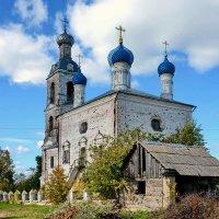 Казанская церковь :: Леонид Иванчук