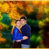 осень :: Оксана Богачева