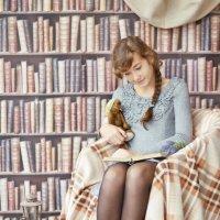 Библиотечные мечты :: Евгения Кашина