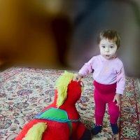 Моя лошадка! :: Михаил Болдырев
