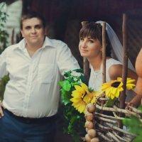 Свадьба Антонаи Тани :: Андрей Молчанов