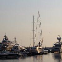 Стоянка яхт :: valeriy khlopunov