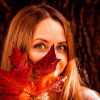 Яркая осень :: Ксения Базарова