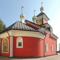 Видное. Церковь Александра Невского :: Александр Качалин