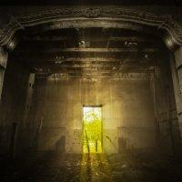 Дверь в будущее... :: Сергей Щелкунов