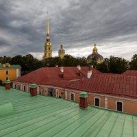 Петропавловская крепость :: Юрий
