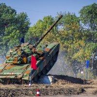 Танковый биатлон. 24.09.2015. ДНР :: Дмитрий тчк.