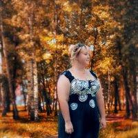 Девушка в Золоте :: Smirnov Aleksey Смирнов