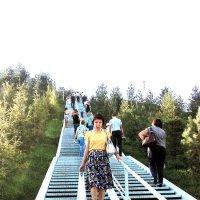 Лестница почти в небо :: Владимир Ростовский