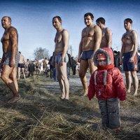 Крещение :: Сергей Елесин