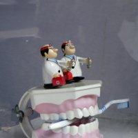Береги зубы с молоду :: Наталья (D.Nat@lia) Джикидзе (Берёзина)