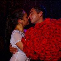 Love story. Цветы под дождём :: Артур Овсепян